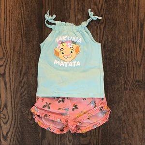 GAP Bottoms - Hakuna Matata Set